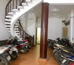 Xe tải đỗ cửa thông Phạm Văn Chiêu ĐS3 Gò Vấp 200 m2 6.5 x 30 x 4 tầng 19 PN...